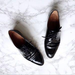 Madewell   Cordovan Jess Oxford Brogue Shoes 6.5